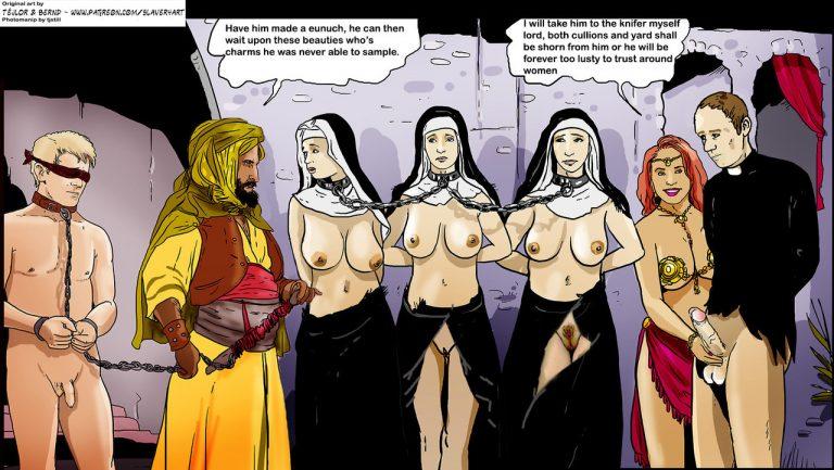 Cuckold Eunuch Cartoons