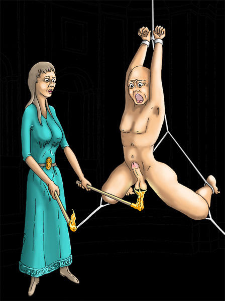 Male castration